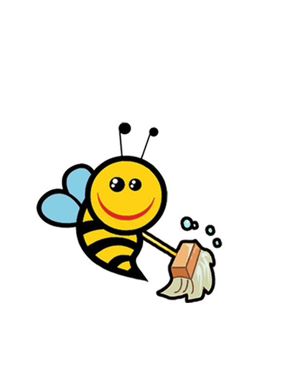 Transparent Bee Smiley Honey Bee Line Clipart for Animals