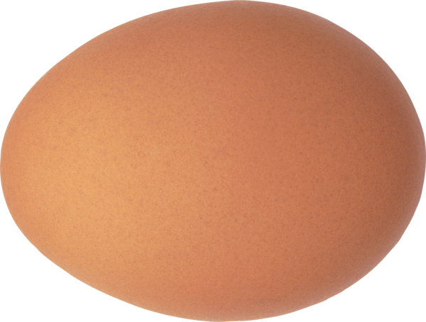 Transparent Chicken Egg Peach Clipart for Animals