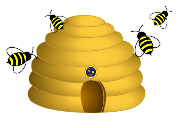 Transparent Bee Bee Insect Honey Bee Clipart for Animals
