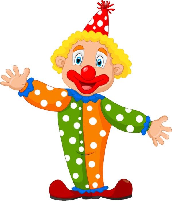 Transparent Baby Animal Clown Baby Toys Toy Clipart for Animals