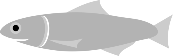 Transparent Fish Fish Head Tail Clipart for Animals
