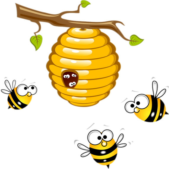 Free Bee Honey Bee Bee Insect Clipart Clipart Transparent Background