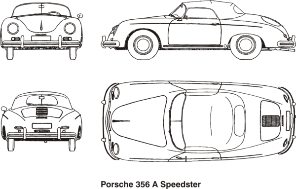 Transparent Walking Car Line Art Drawing Clipart for Activities