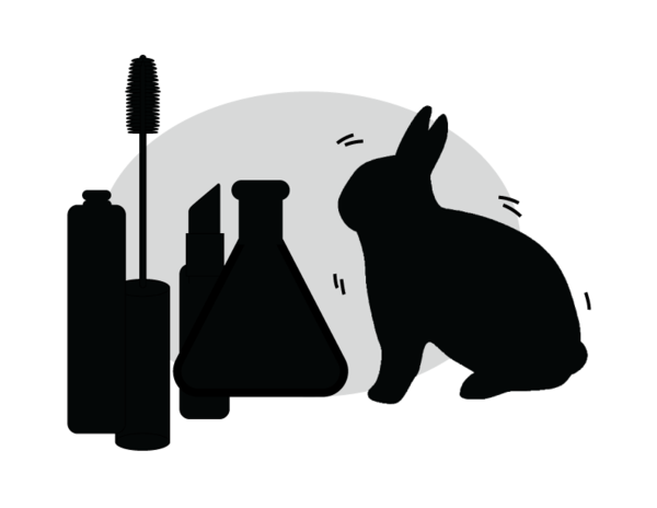 Transparent Cat Silhouette Black And White Rabbit Clipart for Animals