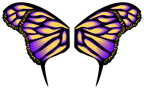 Free Butterfly Butterfly Moths And Butterflies Monarch Butterfly Clipart Clipart Transparent Background