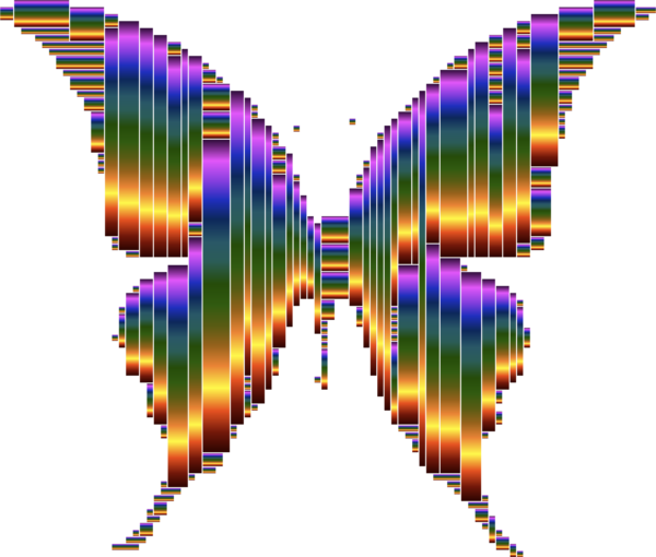 Transparent Butterfly Butterfly Moths And Butterflies Symmetry Clipart for Animals