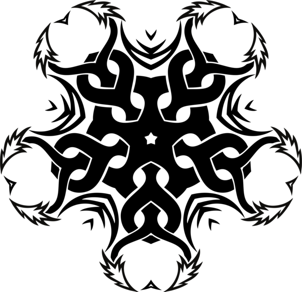 Transparent Dragon Black And White Leaf Symmetry Clipart for Animals