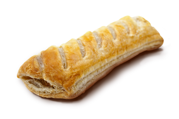 Transparent Dog Dish Sausage Roll Baked Goods Clipart for Animals