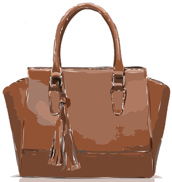 Transparent Shopping Handbag Bag Shoulder Bag Clipart for Clothing