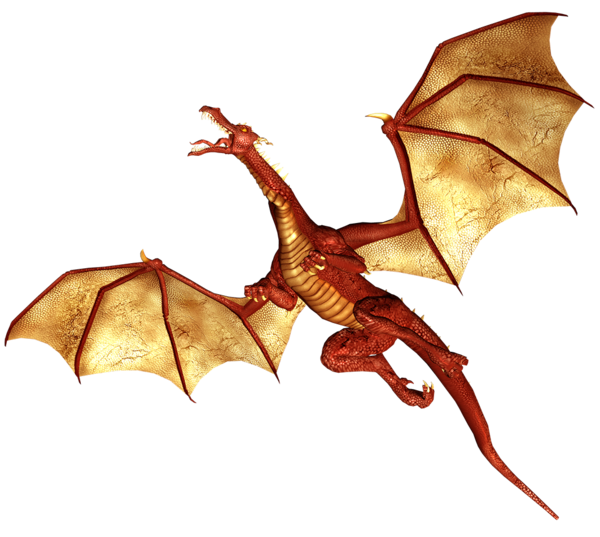 Transparent Dragon Dragon Clipart for Animals