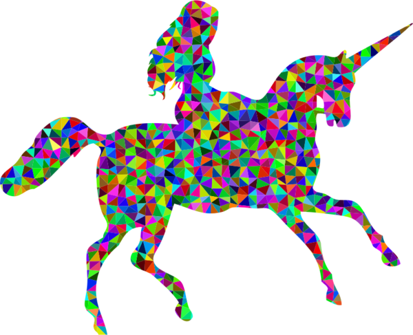 Transparent Horse Line Area Symmetry Clipart for Animals