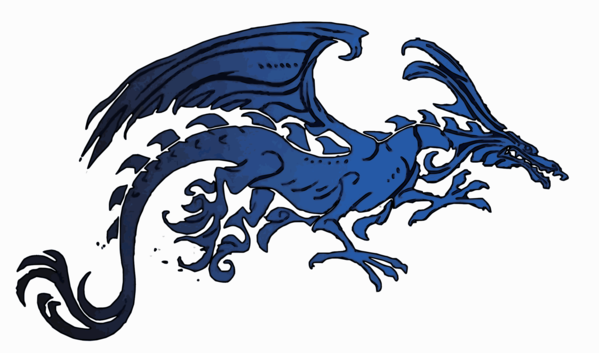 Transparent Dragon Dragon Wing Clipart for Animals