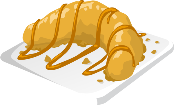 Transparent Bread Food Clipart for Food