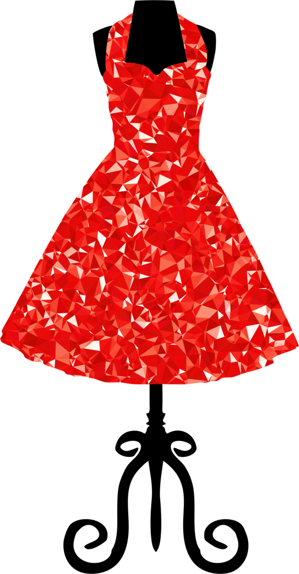Transparent Cocktail Clothing Dress Day Dress Clipart for Drink