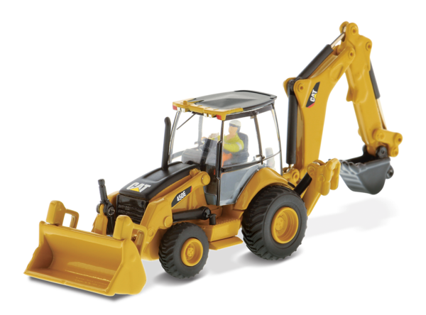 Transparent Car Bulldozer Construction Equipment Vehicle Clipart for Transportation