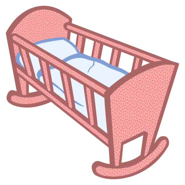 Transparent Child Furniture Line Chair Clipart for People