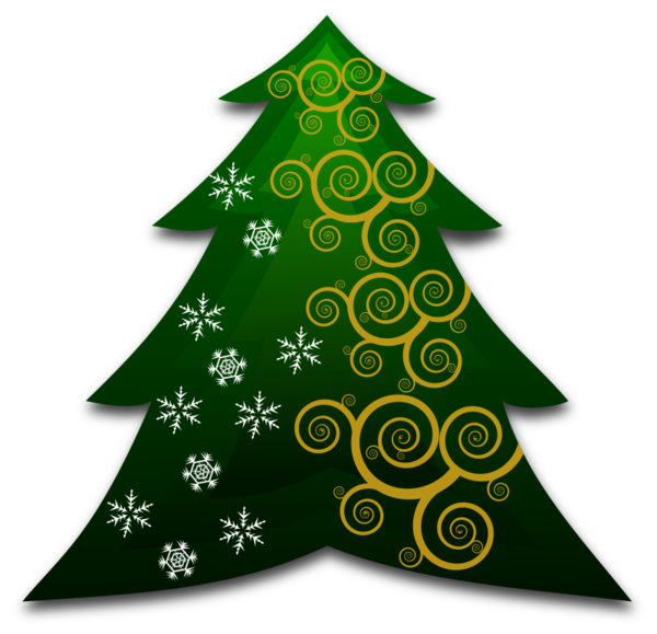Transparent Christmas Christmas Tree Christmas Decoration Christmas Ornament Clipart for Holidays