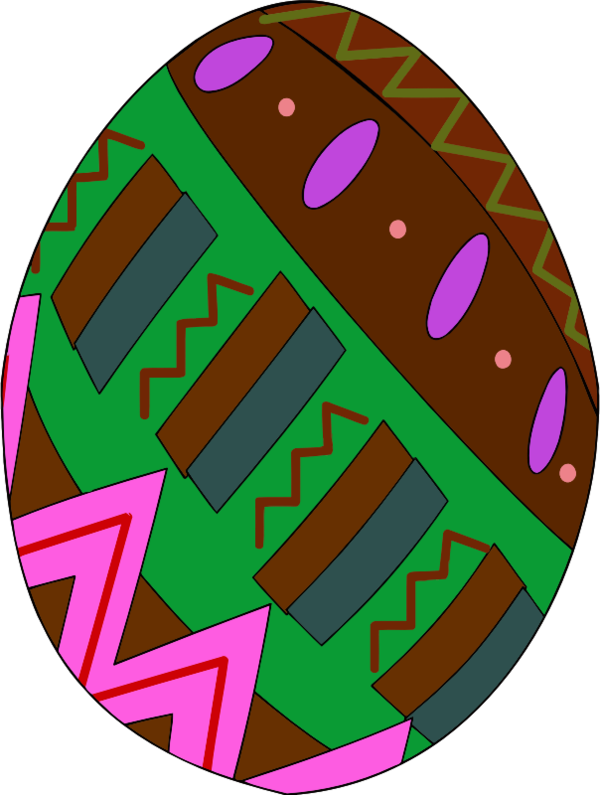 Transparent Sandwich Easter Egg Circle Sphere Clipart for Food
