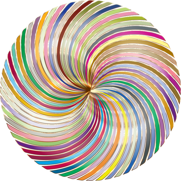 Transparent Tornado Line Circle Spiral Clipart for Weather