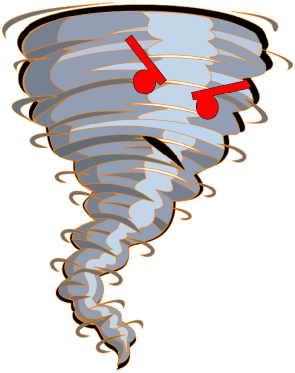 Transparent Storm Line Headgear Wing Clipart for Weather