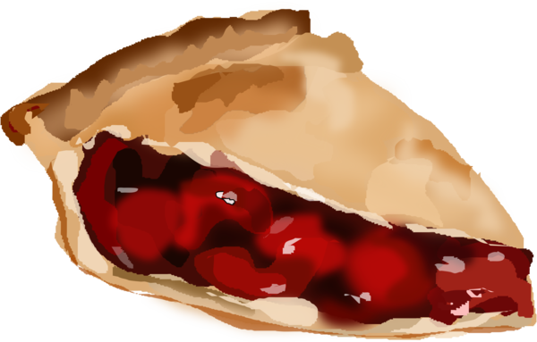 Transparent Apple Pie Cherry Pie Food Dish Clipart for Food