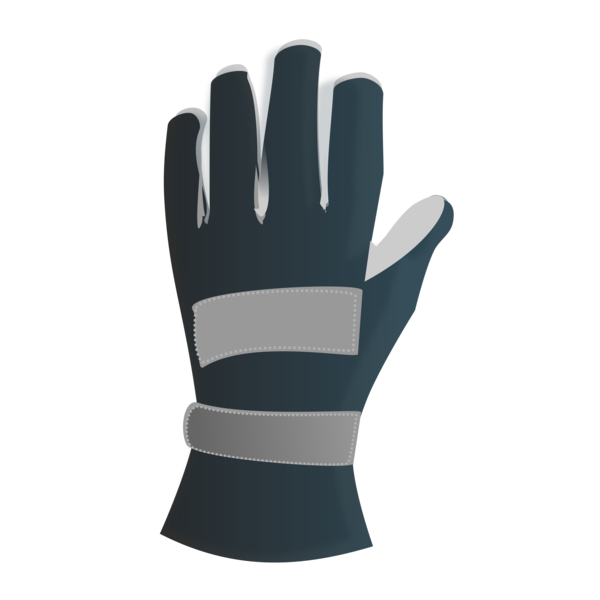 Transparent Boxing Safety Glove Glove Hand Clipart for Sports