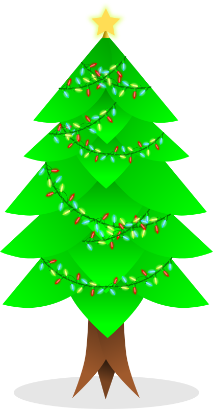 Transparent Family Christmas Tree Christmas Decoration Christmas Ornament Clipart for People