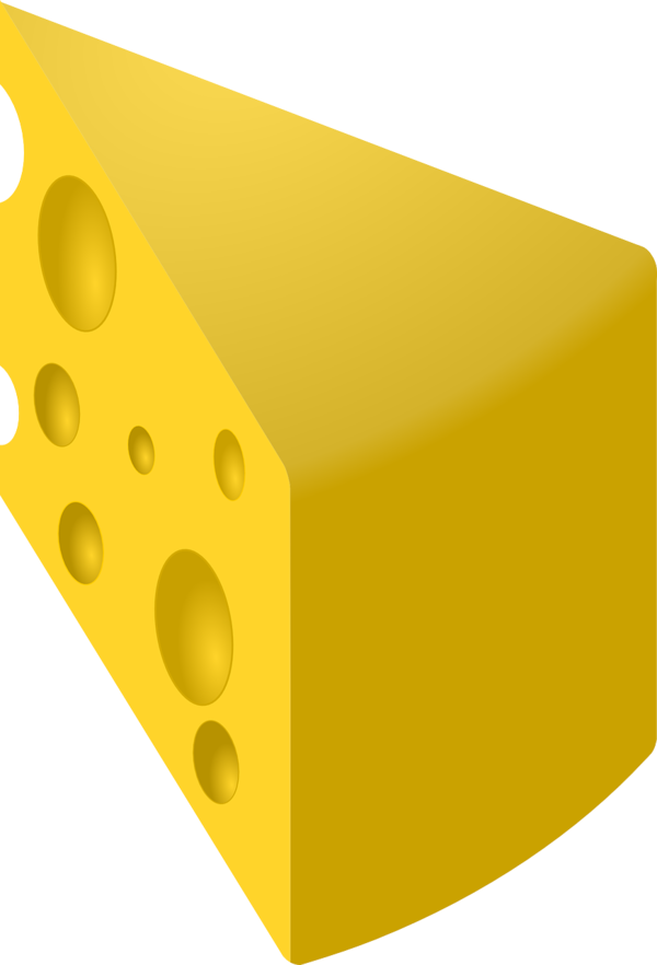 Transparent Cheese Line Material Angle Clipart for Food