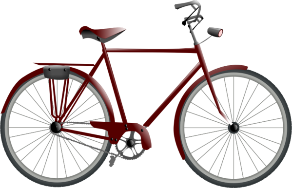 Transparent Bicycle Bicycle Road Bicycle Bicycle Wheel Clipart for Transportation