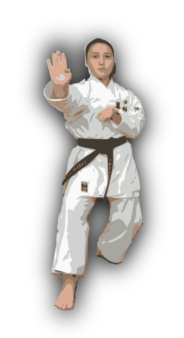 Transparent Child Dobok Person Standing Clipart for People