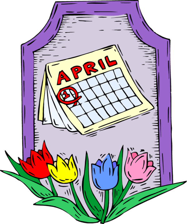 Transparent April Fools Day Text Flower Plant Clipart for Holidays