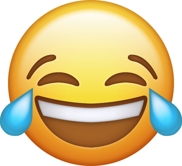 Transparent Joy Facial Expression Smile Emoticon Clipart for Moods