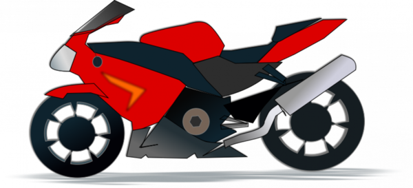 Transparent Motorcycle Vehicle Technology Car Clipart for Transportation