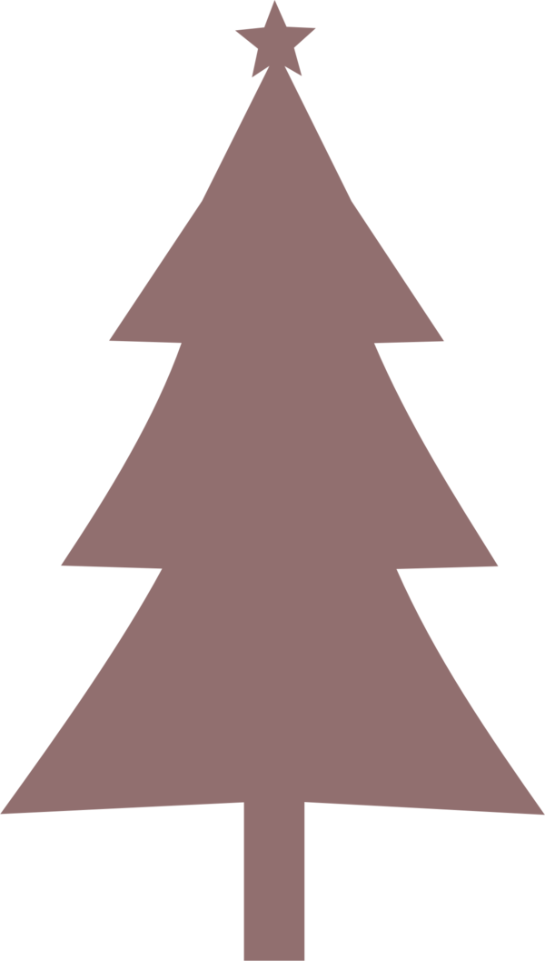Transparent Christmas Christmas Tree Tree Christmas Decoration Clipart for Holidays