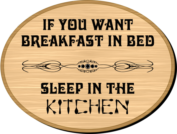 Transparent Breakfast Text Line Area Clipart for Food