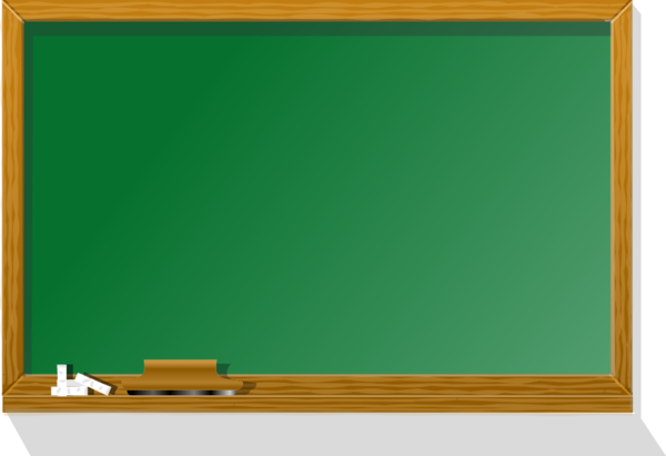 Transparent Grass Blackboard Picture Frame Rectangle Clipart for Nature