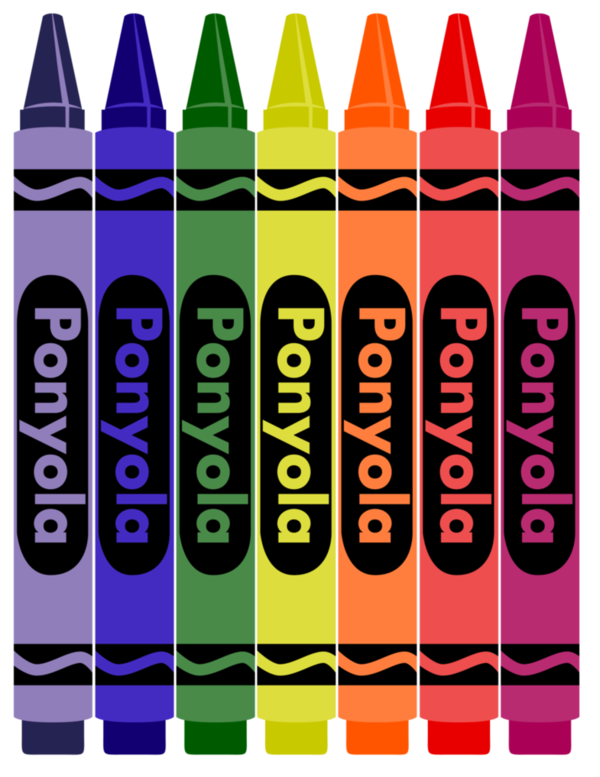 Transparent Office Text Crayon Office Supplies Clipart for Business