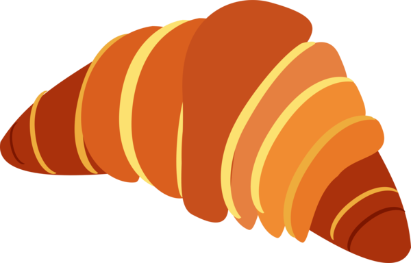 Transparent Bread Food Line Circle Clipart for Food