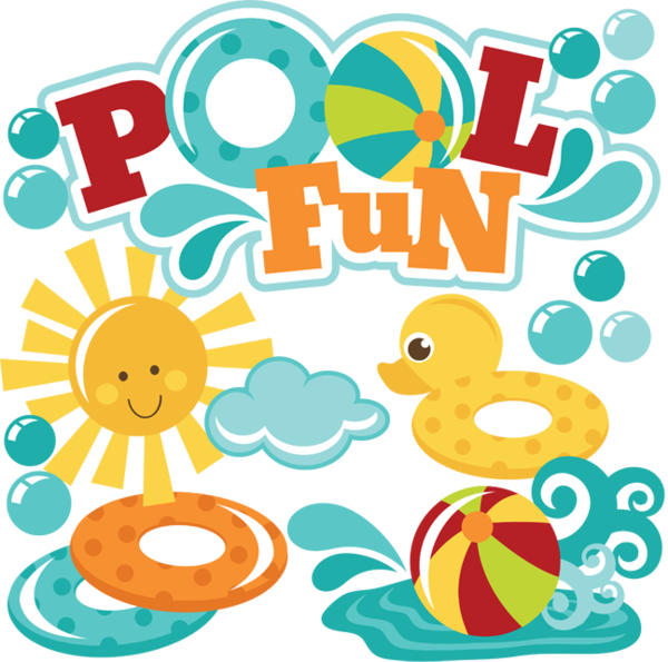 Transparent Swimming Text Line Area Clipart for Sports