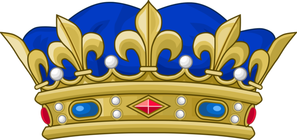Transparent Family Crown Clipart for People