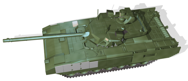 Transparent Battle Vehicle Tank Combat Vehicle Clipart for Military