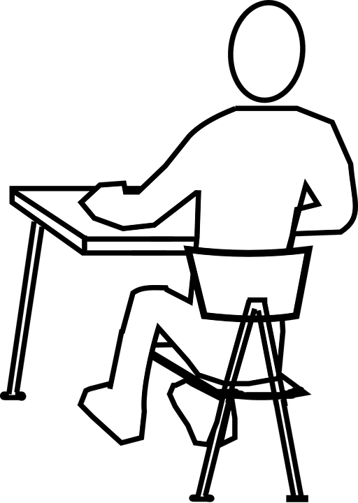 Transparent Injury Black And White Line Art Furniture Clipart for Medical