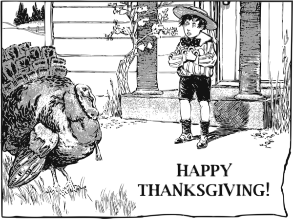 Transparent Turkey Cartoon Black And White Text Clipart for Animals