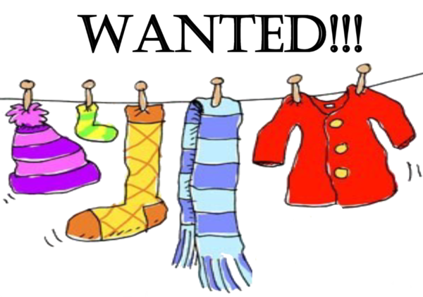 Transparent Winter Clothing Text Dress Clipart for Nature