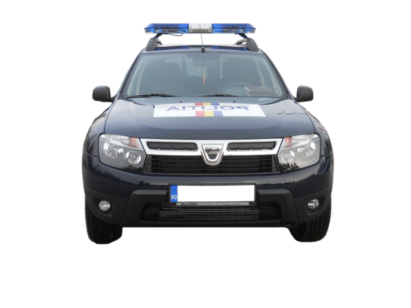 Transparent Police Car Vehicle Dacia Duster Clipart for Occupations