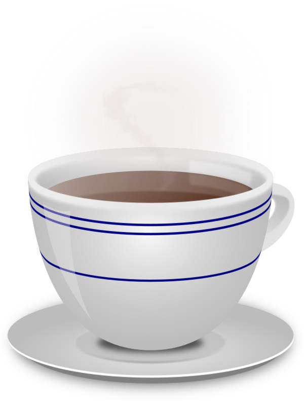 Transparent Coffee Cup Coffee Cup Tableware Clipart for Drink