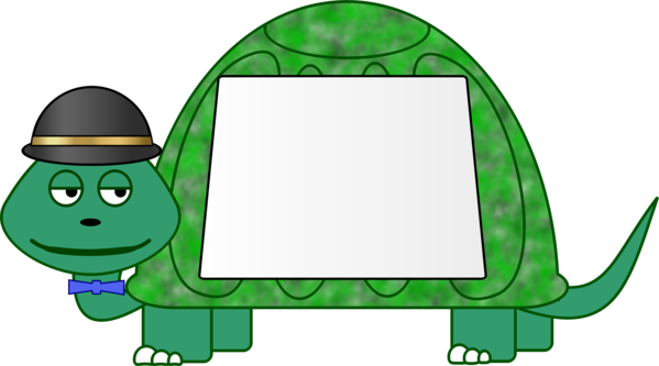 Transparent Turtle Reptile Grass Area Clipart for Animals