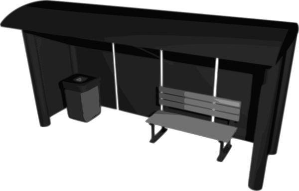 Transparent School Furniture Table Technology Clipart for Buildings