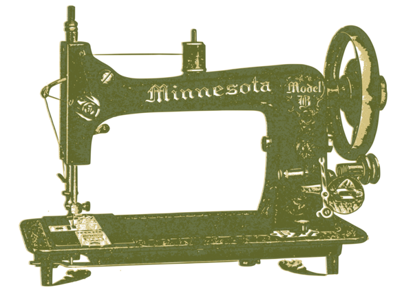 Transparent Sewing Sewing Machine Sewing Machine Needle Clipart for Clothing
