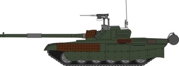 Transparent Battle Weapon Vehicle Tank Clipart for Military